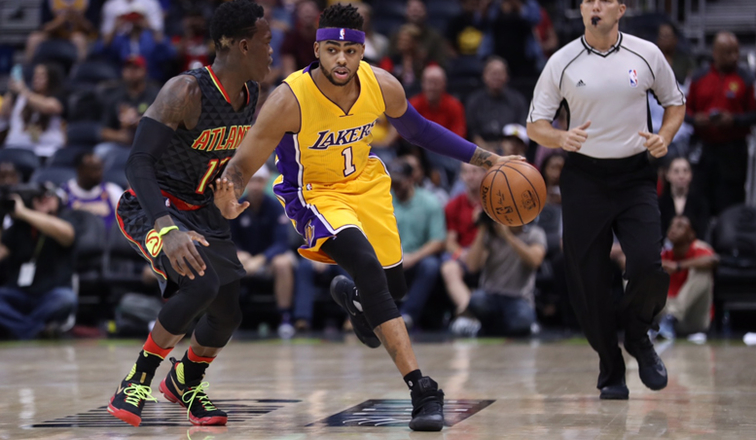 Zwycięzcy Lakers wracają do domu z Atlanty! – Lakers 123 – Hawks 116