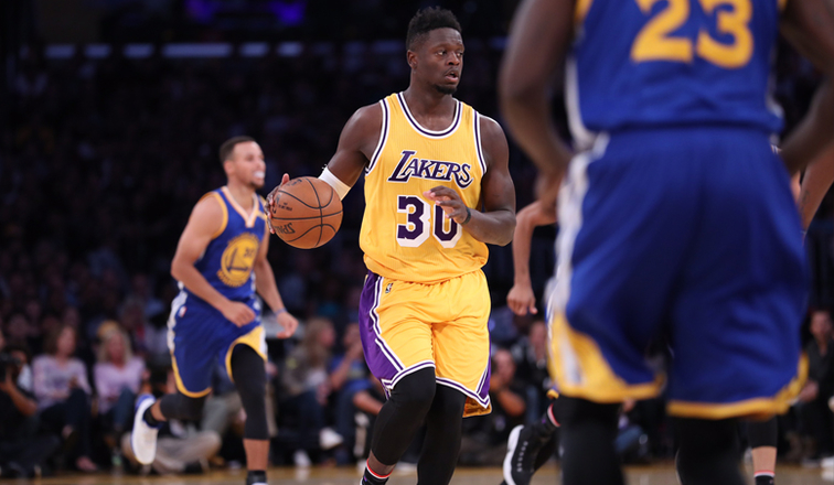 Wojownicy pokonani! – Warriors 97 – Lakers 117