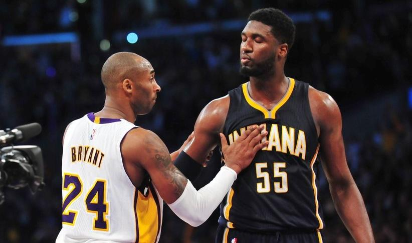 Roy Hibbert trafi do Los Angeles Lakers